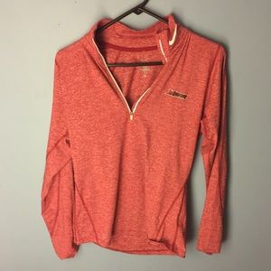 Nike Quarter Zip Long Sleeve